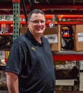 Steve Purdy | Shipping Manager